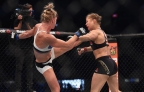 Ronda Rousey KO'd; Holly Holm Wins Woman's Bantamweight Title